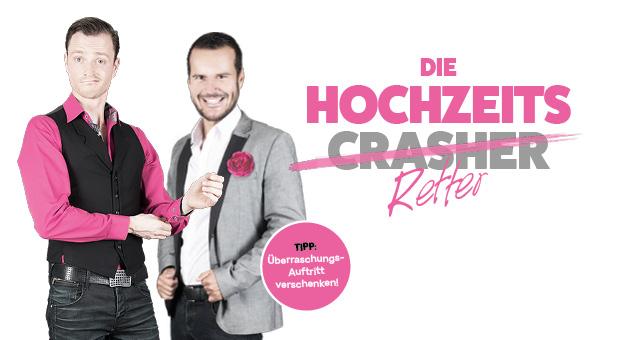 Hochzeits-Programm von René und Schenk